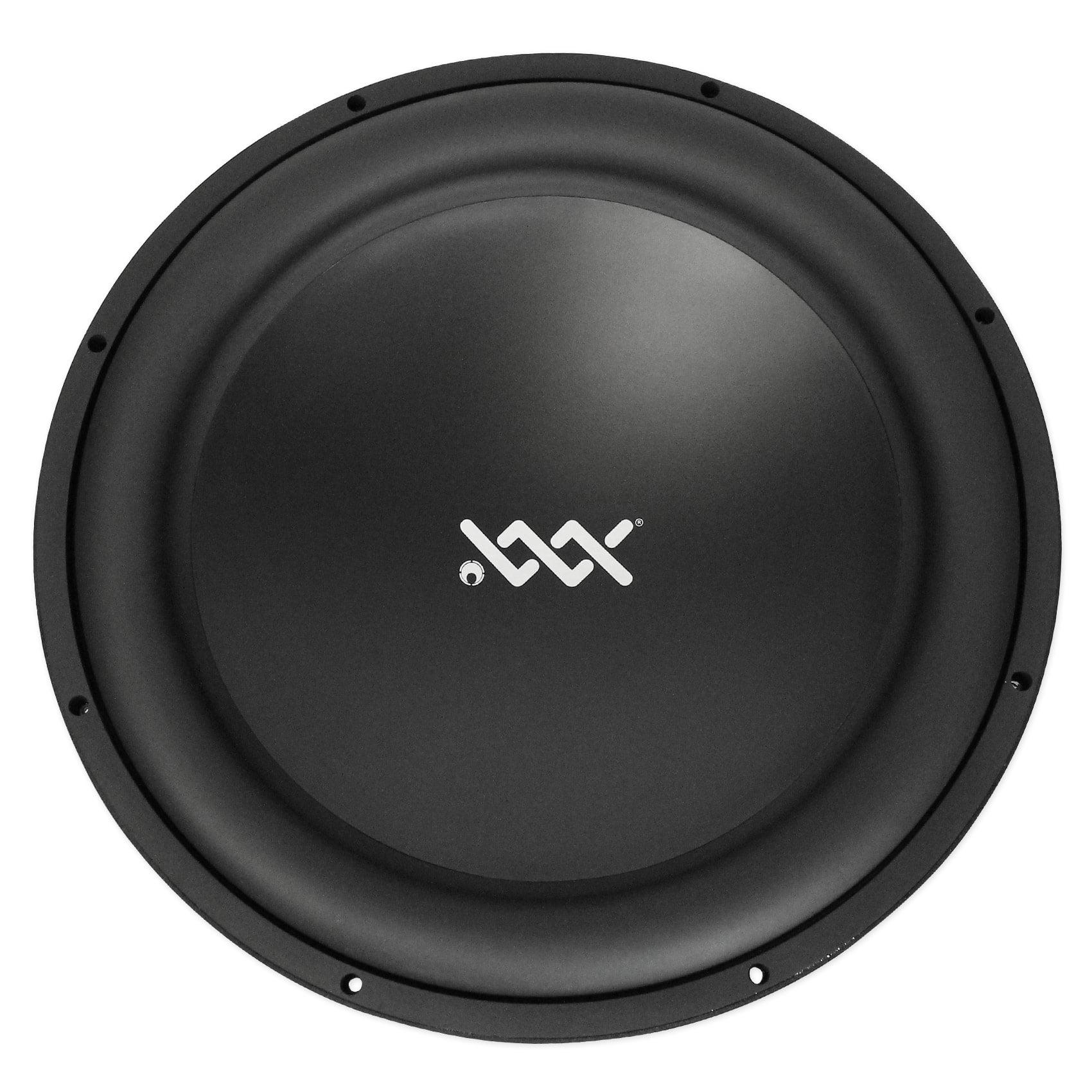 "Re-Audio XXX18D2 V2 18"" 2000W RMS Dual 2-Ohm Car Subwoofe..."