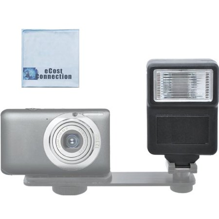 Digital Camera Flash for Sony, Nikon, Canon, Pentax, Olympus & More Cameras & (Best Flash For Canon Nikons)