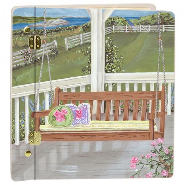 Lexington Studios 12-Album:12054 Porch Swing Large Album