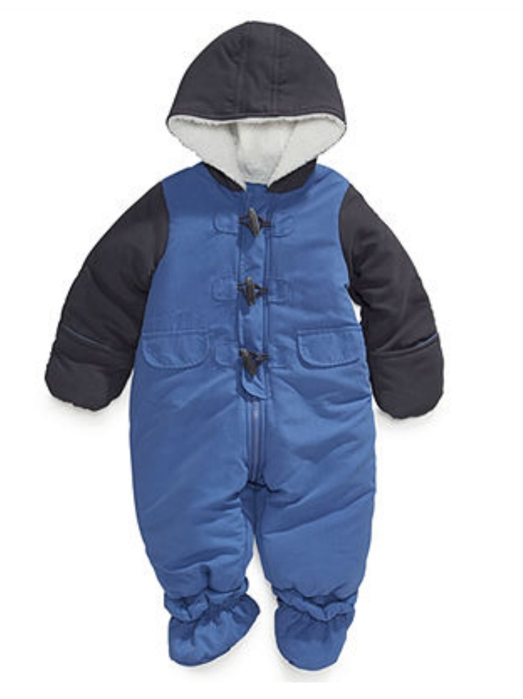 6863398e4 First Impressions - First Impressions Infant Boys 2-Tone Navy Blue ...