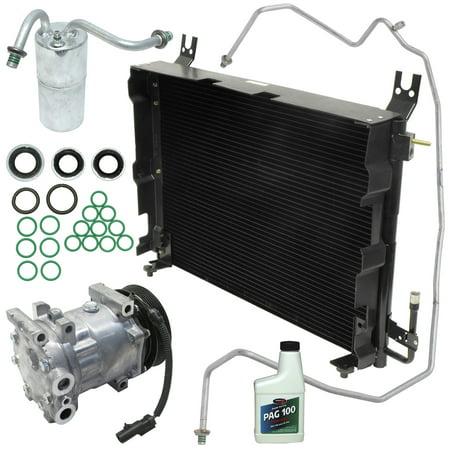 New A/C Compressor and Component Kit 1050156 - Ram 1500 Ram 2500 Ram 3500 Ram 1500 Mpg