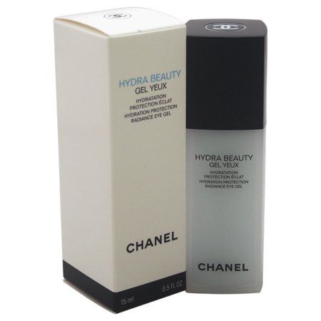 - Hydra Beauty Yeux Hydration Protection Radiance Eye Gel by Chanel for Unisex - 0.5 oz Eye Gel