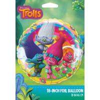 "Universal 18"" Trolls Foil Balloon"