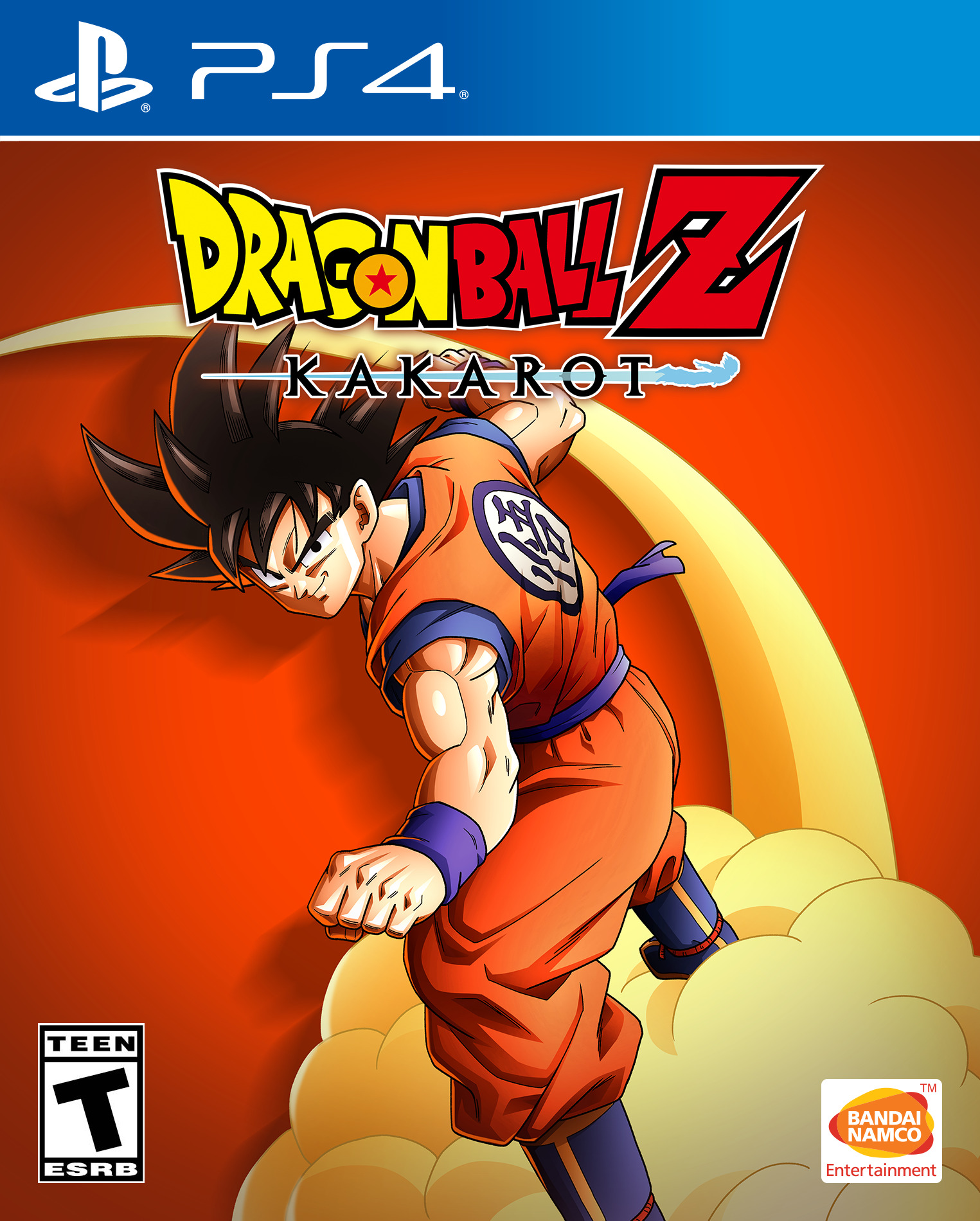 Dragon Ball Z Kakarot Bandai Namco Playstation 4 722674121668 Walmart Com Walmart Com