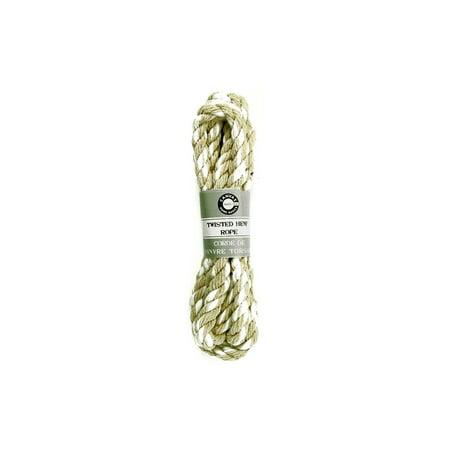 Canvas Corp Rope Hank 5' Twisted Hemp (Canvas Rope Pad)