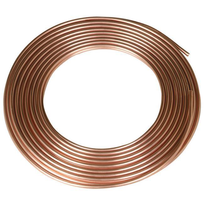 Watts 49857 0.37 in. dia. x 20 ft. Pre-Cut Copper Tub  Type L - image 1 of 1