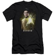 Star Trek Beyond Sulu Poster Mens Premium Slim Fit Shirt