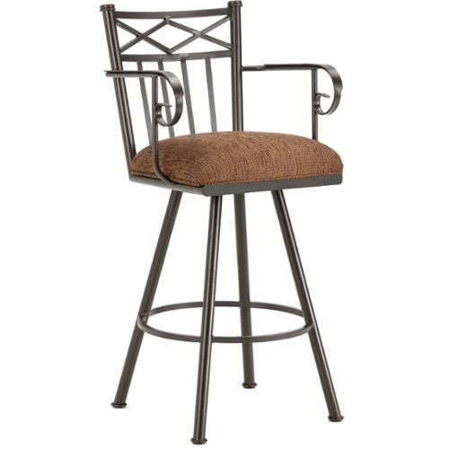 DFI Alexander Heavy Duty Counter Stool with Arms