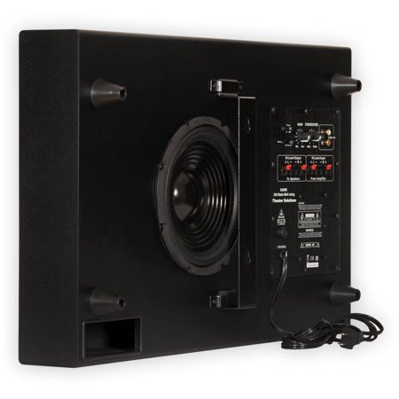 Theater Solutions SUB8S Home Theater Powered 8