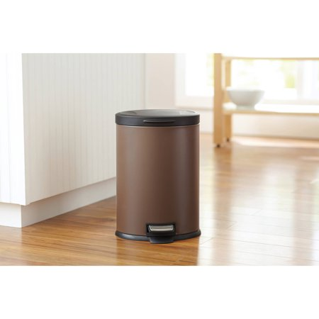 Better Homes And Gardens 3 2 Gallon Oval Trash Can
