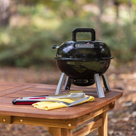 Char-Broil 150 Portable Tabletop Kettle Charcoal Grill