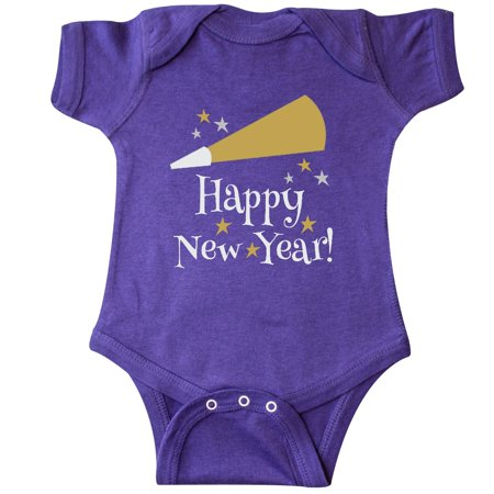 Inktastic Happy New Year Holiday Infant Creeper Years Eve Party Day Celebration