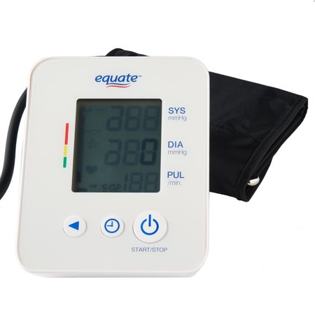 Equate 4000 Series Upper Arm Blood Pressure