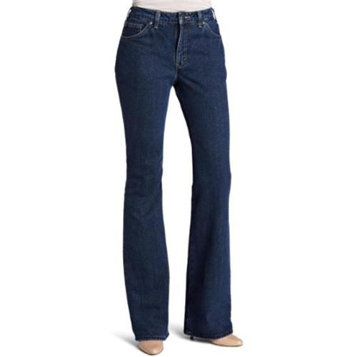 Dickies Womens Flannel Lined Jean