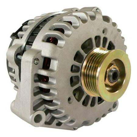 DB Electrical ADR0290 New Alternator For Buick Rainier 5.3L 5.3 04 05 06 2004 2005 2006 321-1845, 4.3L 4.3 4.8L 4.8 5.3L 5.3 6.0L 6.0 8.1L 8.1 1500 2500 3500 Silverado Pickup 03 04 05 2003 2004 2005