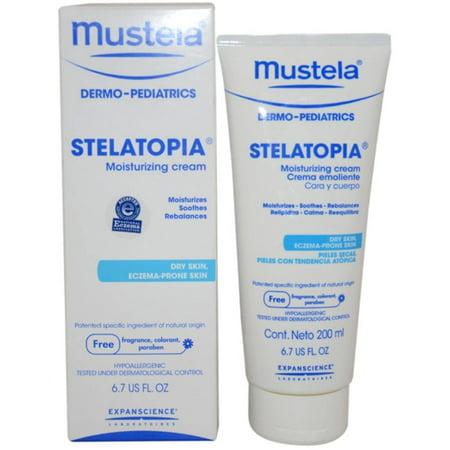 Mustela Dermo-Pediatrics Stelatopia Moisturizing Cream - 6.7 oz