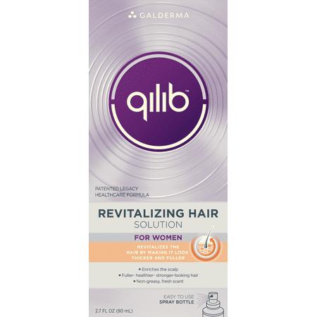 Revitalizing Spray Solution - Qilib Revitalizing Hair Solution for Women, 2.7 Oz