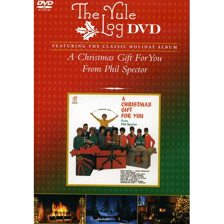 A Christmas Gift for You From Phil Spector / Yule Log (DVD) ()