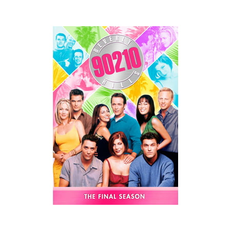 Beverly Hills 90210: The Final Season (DVD) (Angry Birds Seasons Halloween 1-8)
