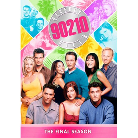 Beverly Hills 90210: The Final Season (DVD)