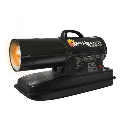 Mr Heater F270270 75,000 BTU Forced Air Kerosene Heater