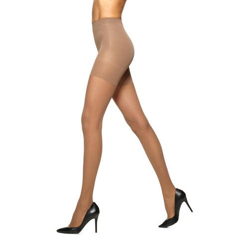 0100abe4f No nonsense - Women s Great Shapes All-Over Shaper Pantyhose - Walmart.com