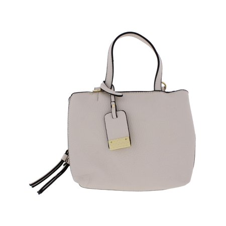 Urban Expressions Womens Juniper Vegan Leather Crossbody Satchel Handbag