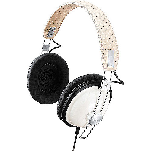 Panasonic Old School Monitor Headphones, RP-HTX7
