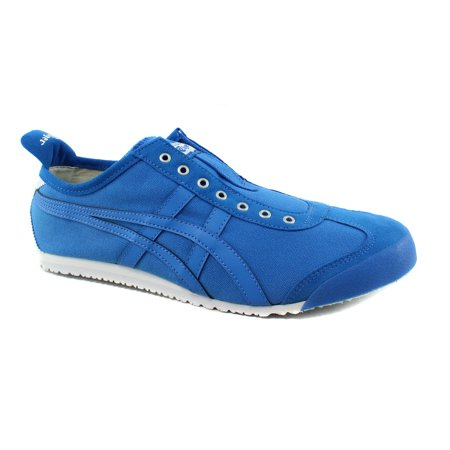 Onitsuka Tiger by ASICS Womens Mexico 66 Slip-On Casual Running Shoes