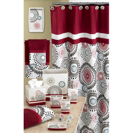 Red Barrel Studio Calen Shower Curtain