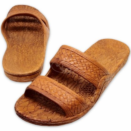 024d969b74 Pali Hawaii Jandals - Pali Hawaii PH-0405 Classic Jandals – Unisex - Light  Brown – Choose Your Size! - Walmart.com