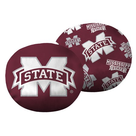 "NCAA Mississippi State Bulldogs 11"" Cloud Pillow, 1 Each"