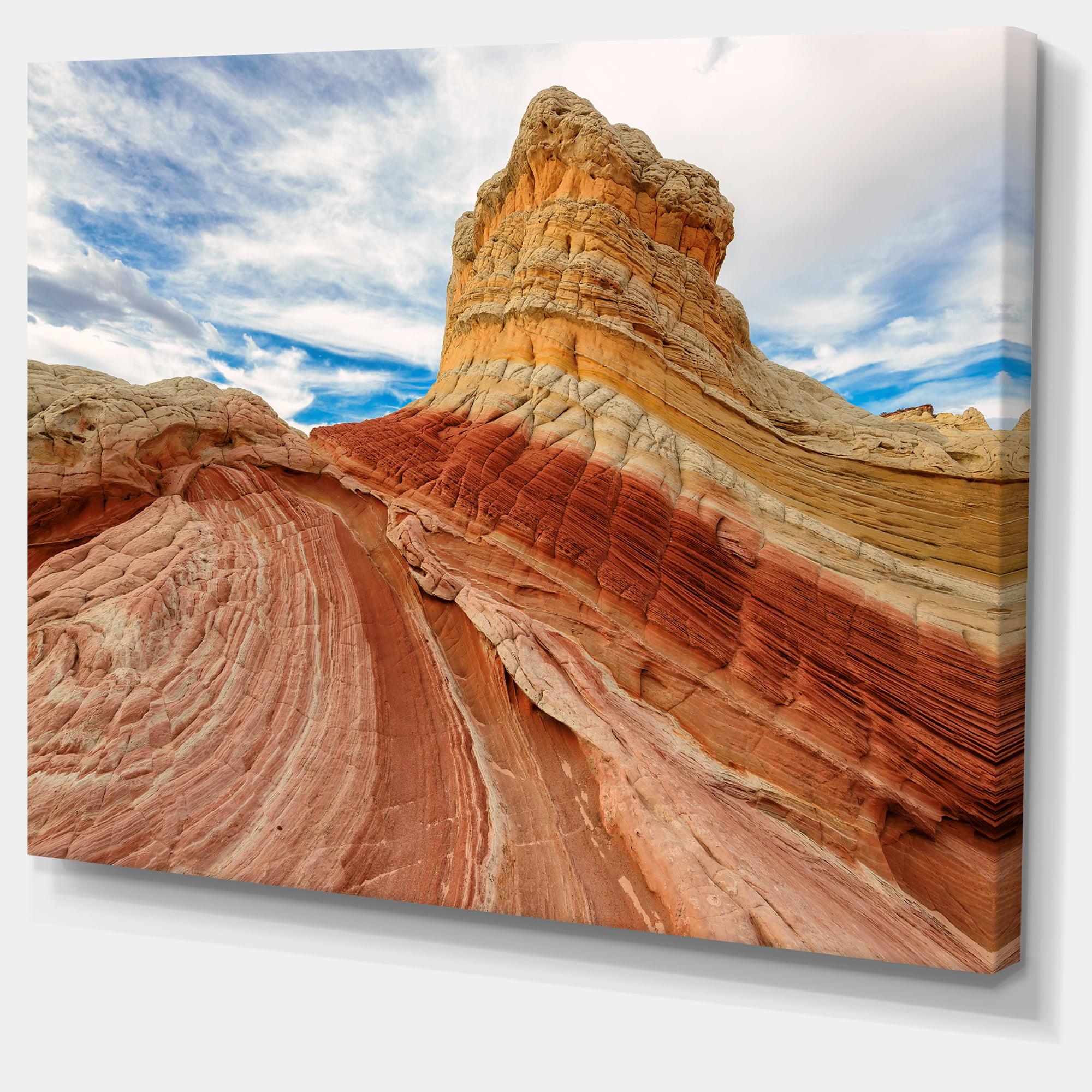 Paria Plateau in Northern Arizona - Landscape Canvas Art Print - image 3 of 4