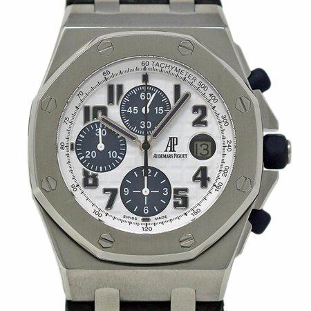 Pre-Owned Audemars Piguet Royal Oak Offshore 26170ST. Steel  Watch (Certified Authentic & - Royal Oak Offshore Replica