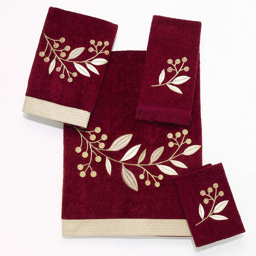 Avanti Linens Madison 4-Piece Towel Set