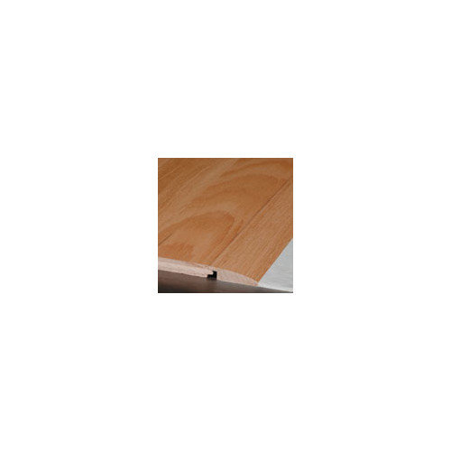 Robbins 0.63'' x 2.25'' x 78'' Sapele Overlap Reducer in Roasted Bean - Sculpted