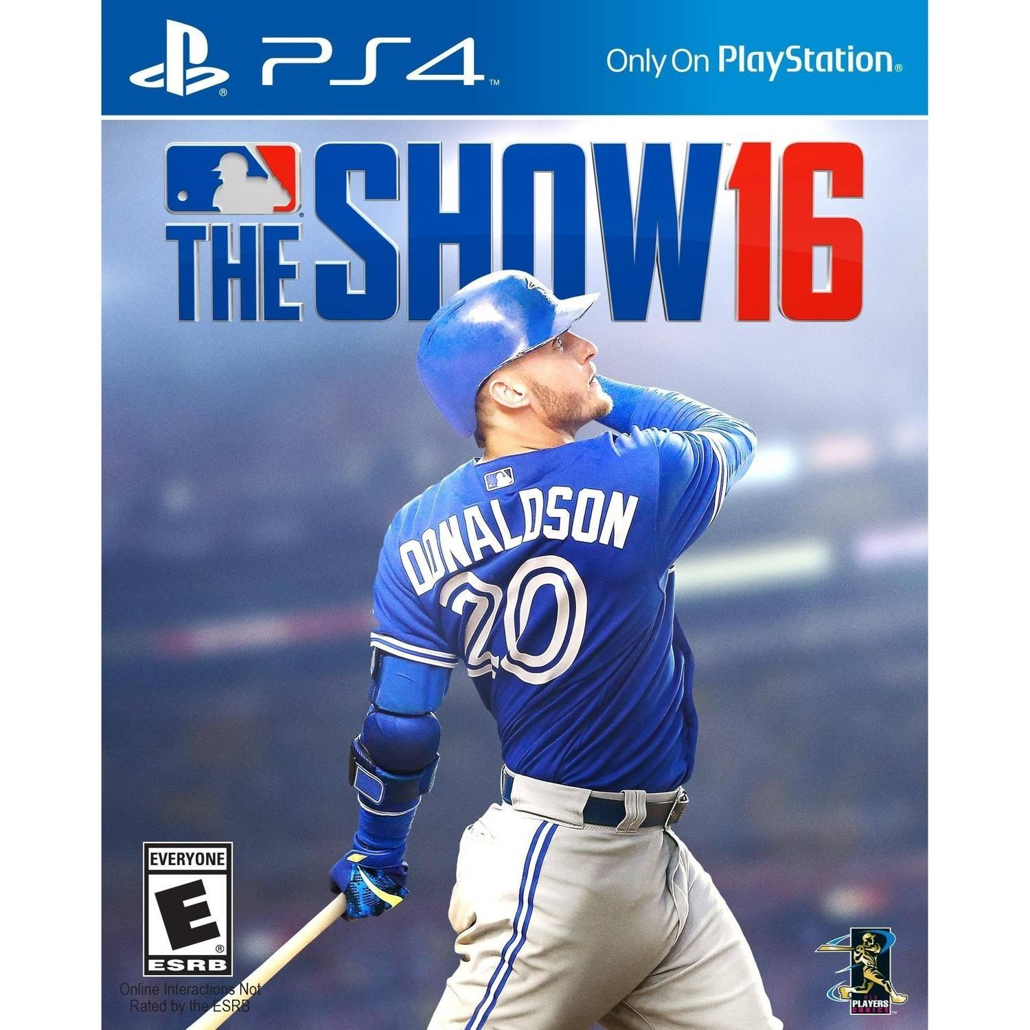 MLB The Show 16 - Pre-Owned (PS4)