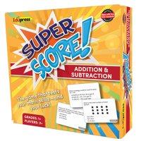 Edupress™ Super Score™ Game, Addition/Subtraction, Grades 1-2