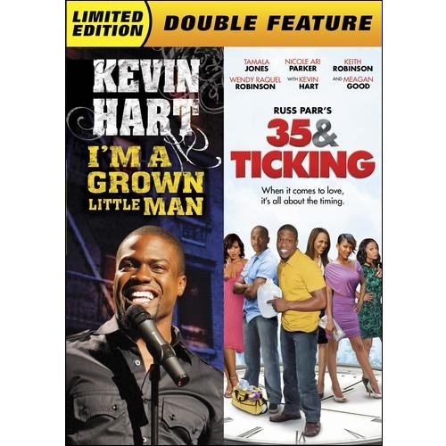 Kevin Hart: I'm A Grown Little Man / 35 & Ticking (Limited Edition Double Feature) (Widescreen)