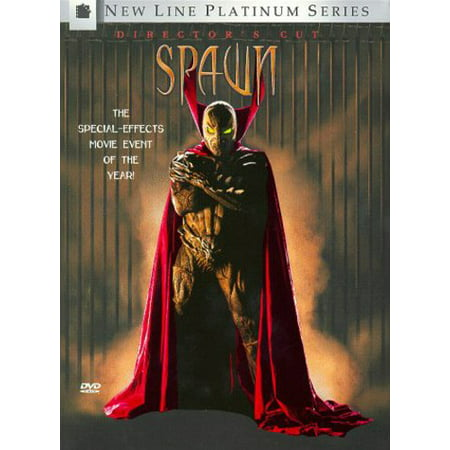 Spawn / Special Edition (DVD) (Plat Special Halloween)