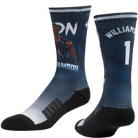 Zion Williamson New Orleans Pelicans Strideline Premium Comfy Crew Socks