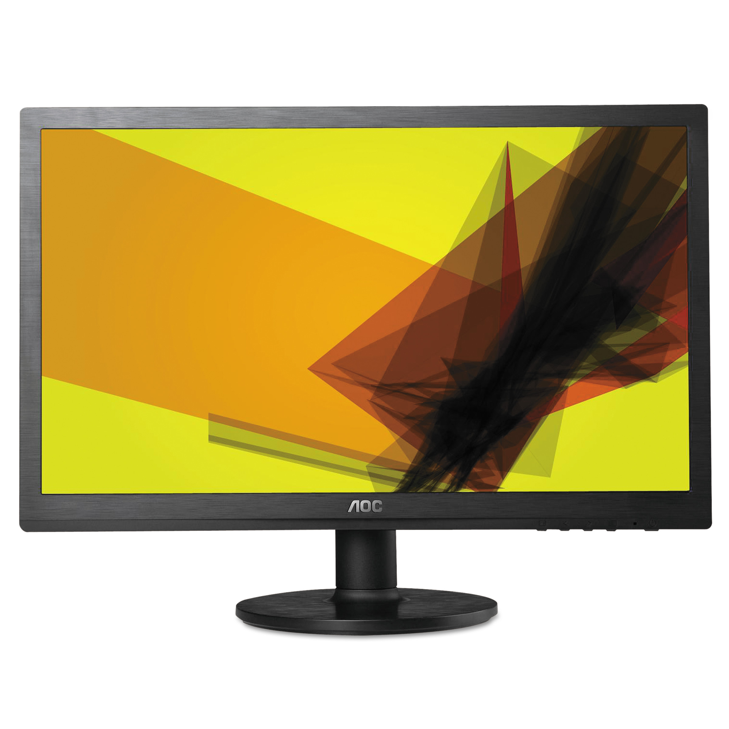 AOC 60SWD-Series Widescreen LED Monitor, 21.5