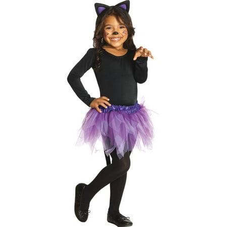 Ballerina Cat Toddler Costume