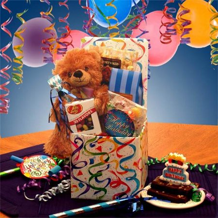 Gift Basket 819252 Birthday Surprise Care Package
