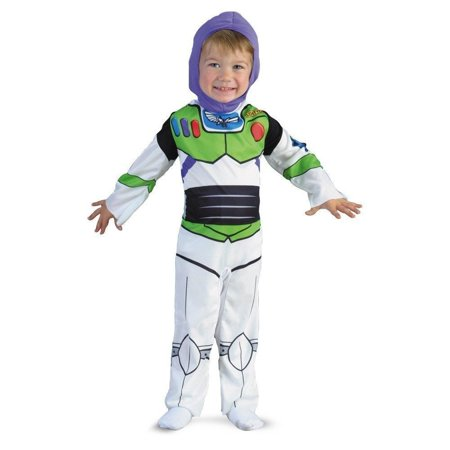 Buzz Lightyear Classic Child Costume - Medium - Buzz Lightyear Woman Costume