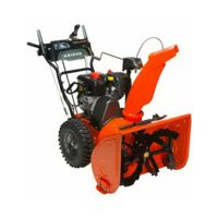 Ariens 921046 Deluxe 28-In. 2-Stage Snow Thrower, 254cc AX Engine, Electric Start - Quantity 1