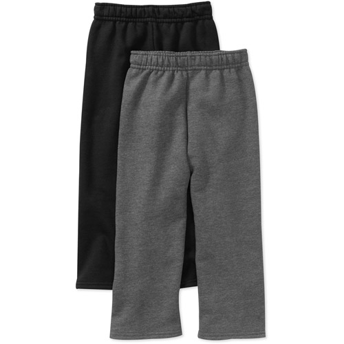 Garanimals Baby Boys' Fleece Pant, 2-Pack