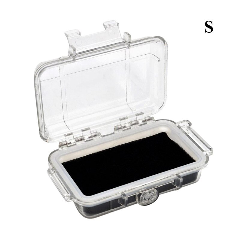 Details about  /Tool Box  Safety Instrument Storage ABS Plastic Hardware Sealed