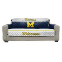 Michigan Wolverines Sofa Protector - No Size