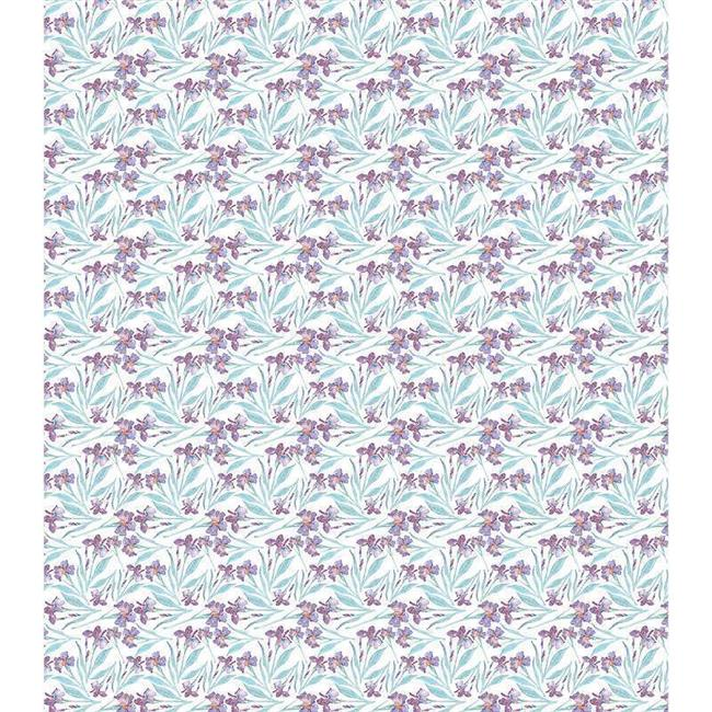 Decoupage Papers 13.75 x 15.75 in. 3 Pack -Violet Dafs